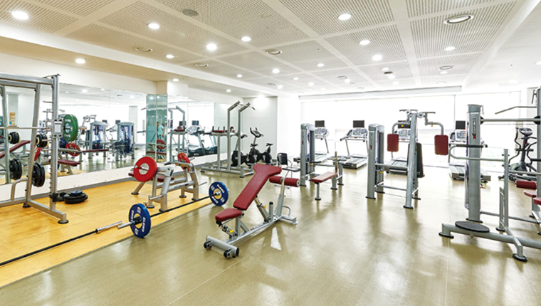 Physical Training Room