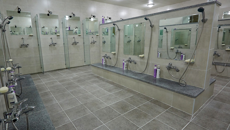 Shower Facilities