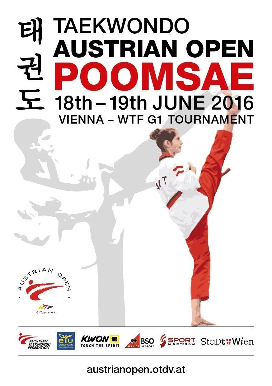Austrian Taekwondo Poomsae Open