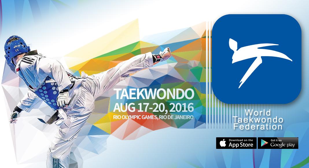WTF App _Rio2016