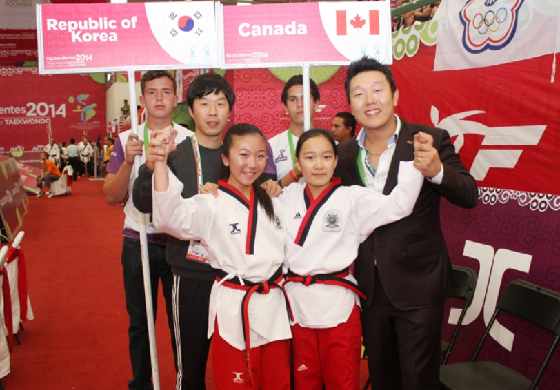 9th World Taekwondo Poomsae Champs