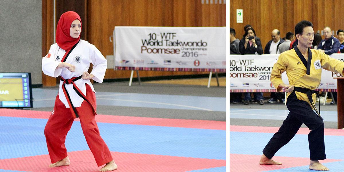 Record-breaking 10th World Taekwondo Poomsae Championships