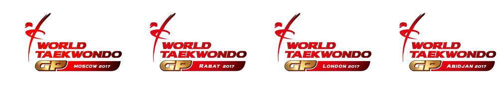 Event Logos_All_2017 World Taekwondo Grand Prix Serie