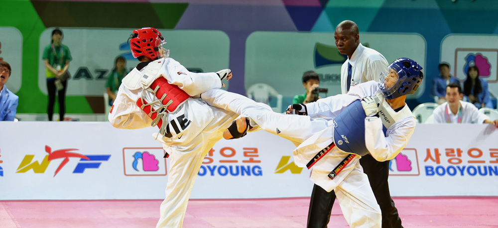 2015 World Taekwondo Cadet Championships