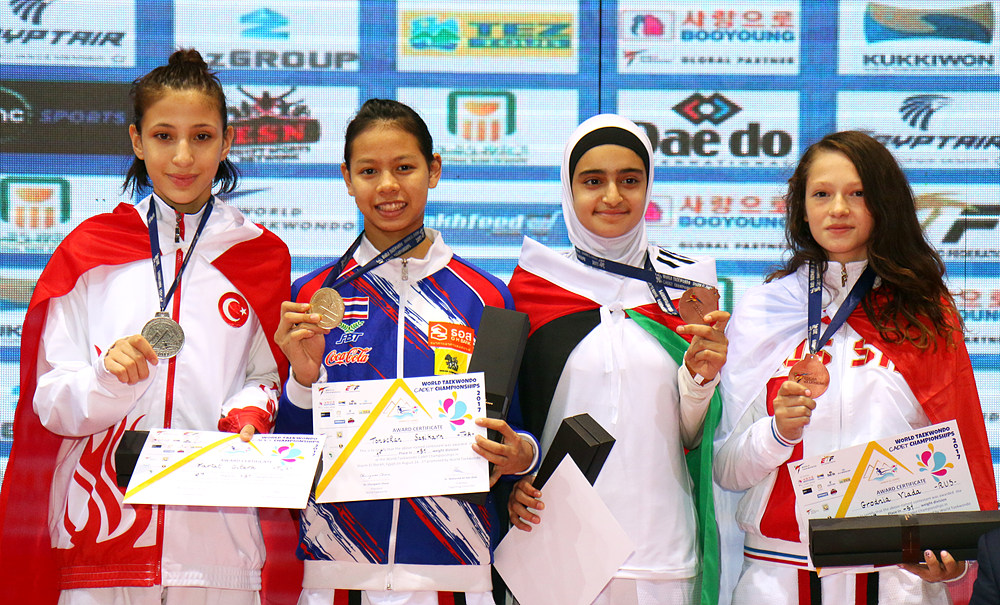 Award ceremony for F-51kg