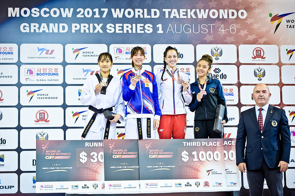 Moscow_2017_WT_GP_F-49kg_medal_list