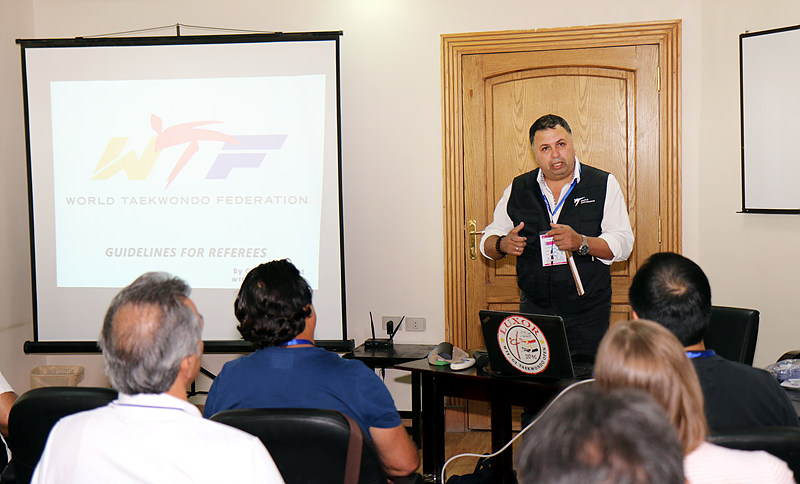 Referee Meeting & Training (1)