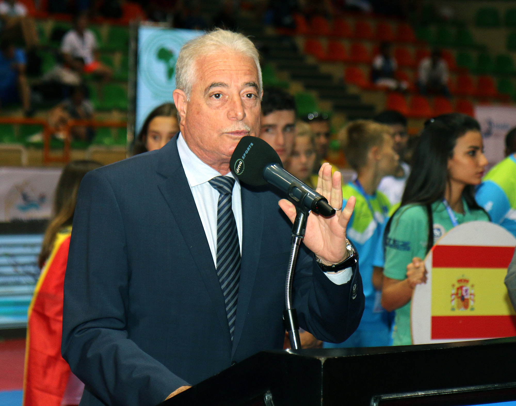 South Sinai Governor Gen. Khaled Fouda Mohamed Governor declares the opnening of the championships