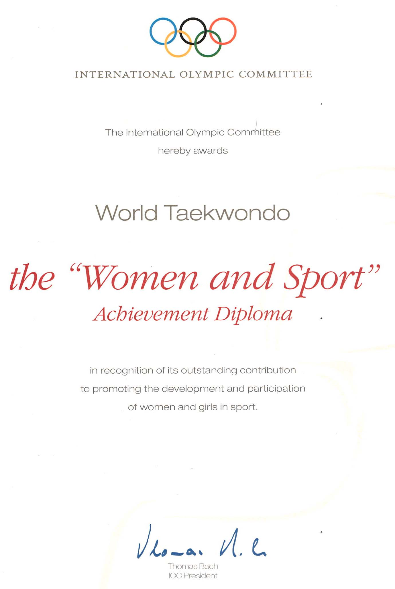 Women in Sport_WT_diploma of achievement_3a