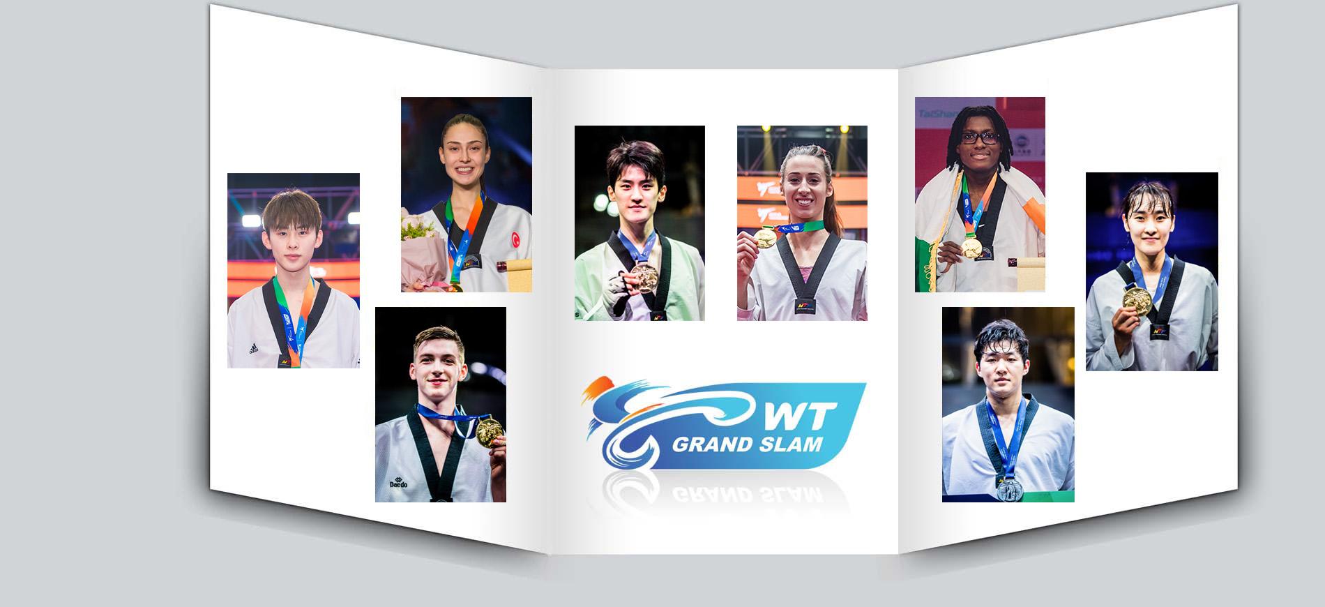 Winners of Wuxi 2
