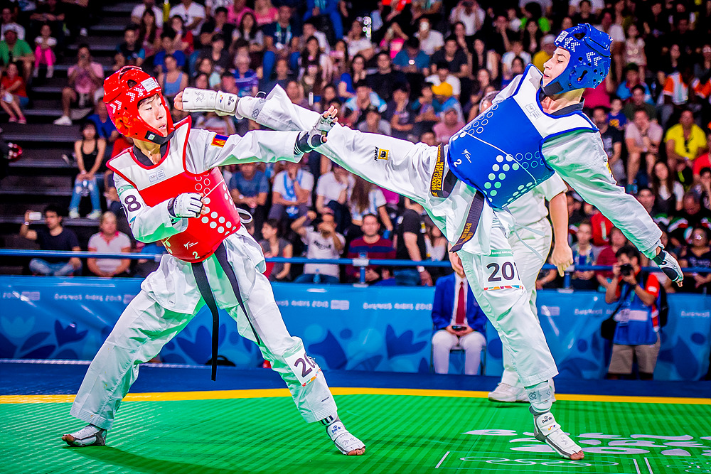 YOG (07.10.2018) AfterNoon-56_111_M-48kg_Quarterfinals_UZBvsMGL
