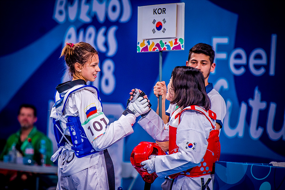 YOG (07.10.2018) Evening-32_20.00 116 Women -44kg Gold Medal Contest_RUSvsKOR