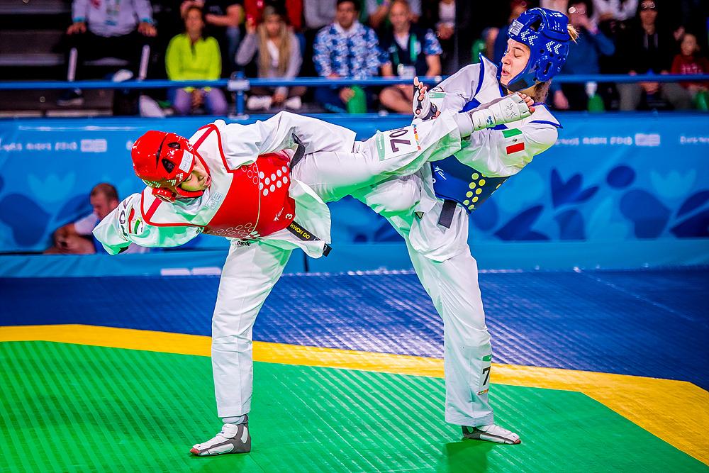 YOG (10.10.2018) Evening-13_19.00 114 Women -63kg Semifinals_MEXvsIRI