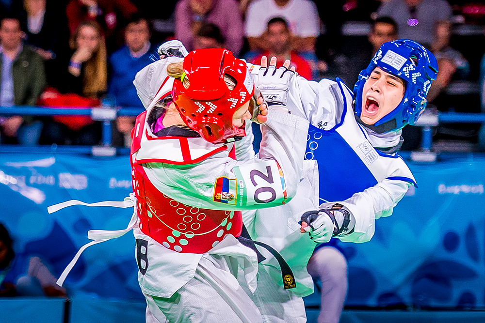 YOG (10.10.2018) Evening-40_20.00 118 Women -63kg Gold Medal Contest_IRIvsSRB