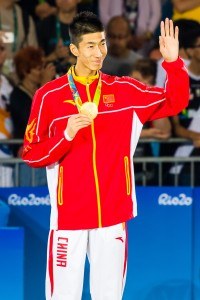 2016 Rio Olympic M-58kg Gold Medalist Shuai ZHAO (China)
