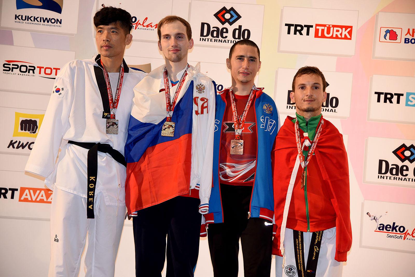 Awarding Ceremony_Russia,Russia, Kore