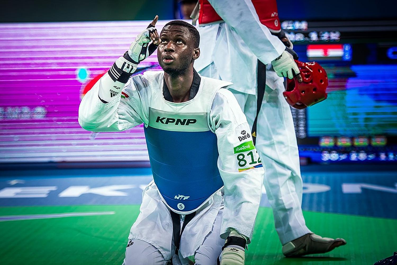 Abdoul Issoufou of Niger _muju_gold