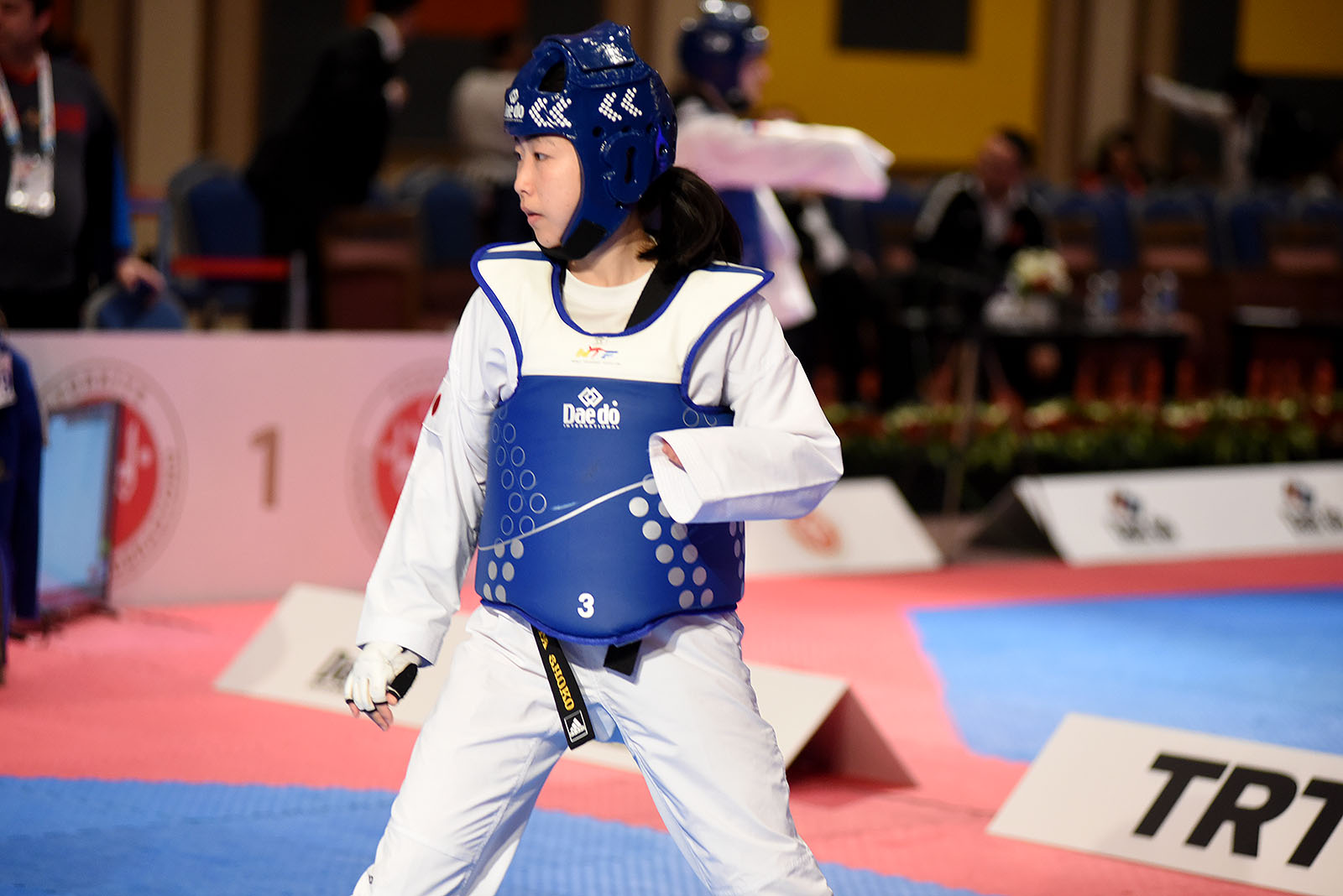 DAY 2 – Antalya 2019 World Para Taekwondo Championships..