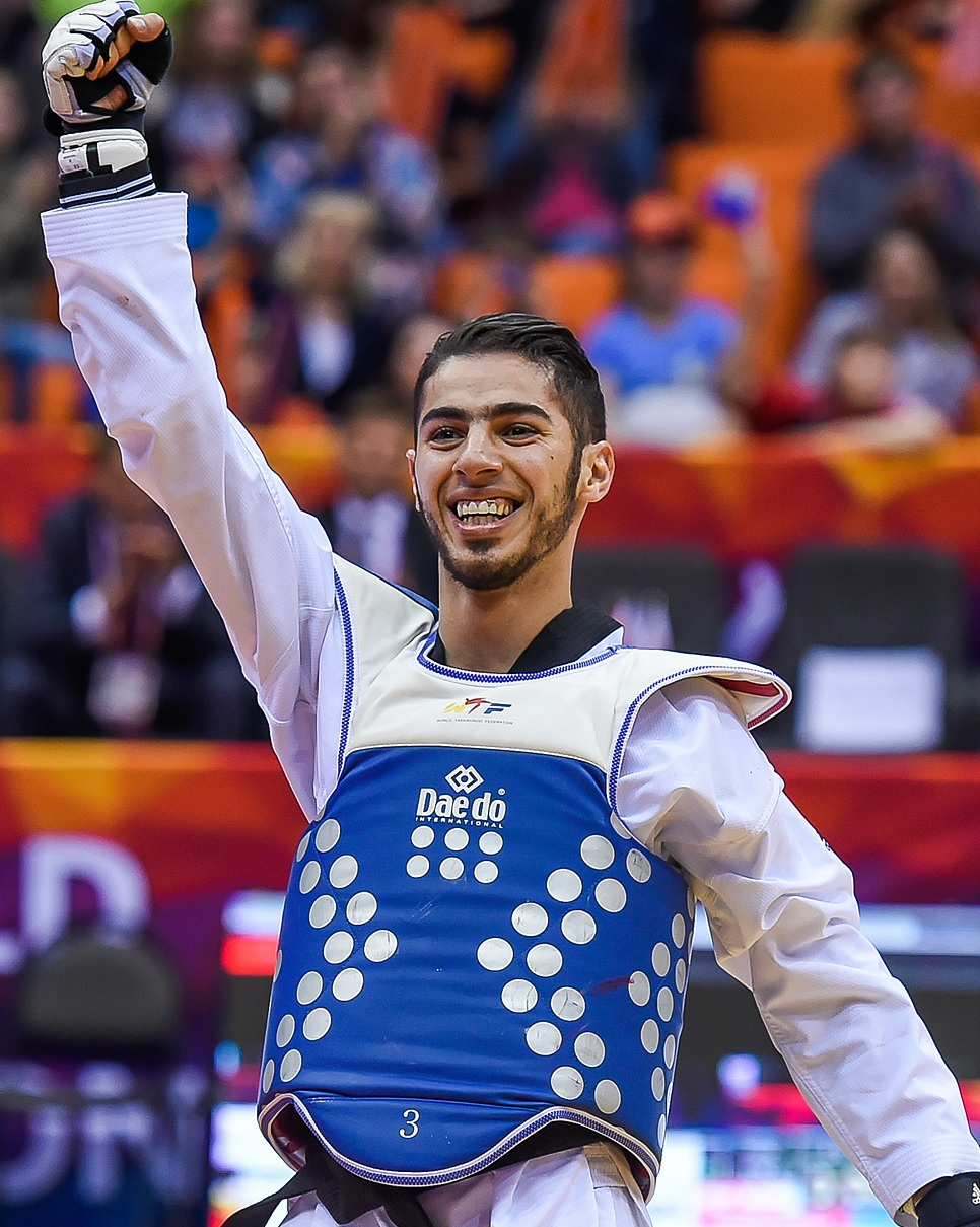 Jaouad Achab -63kg_Gold_World TKD 2015 (18.05.2015) HL-7