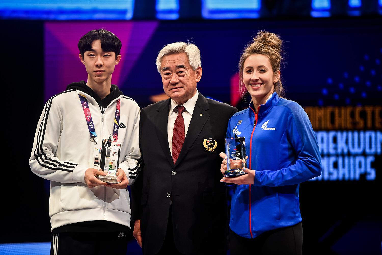 WORLD CHAMPIONSHIP 2019 - DAY 5-309