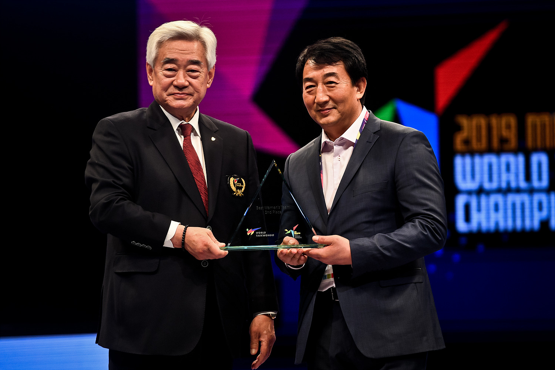 WORLD CHAMPIONSHIP 2019 - DAY 5-312