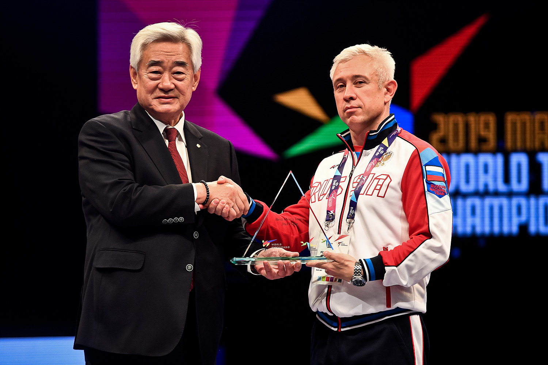 WORLD CHAMPIONSHIP 2019 - DAY 5-319