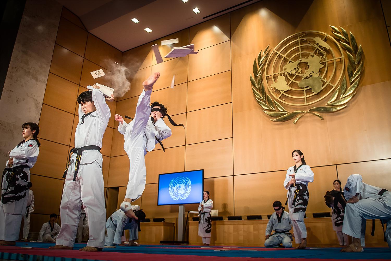 WT demo team ONU demonstration-126