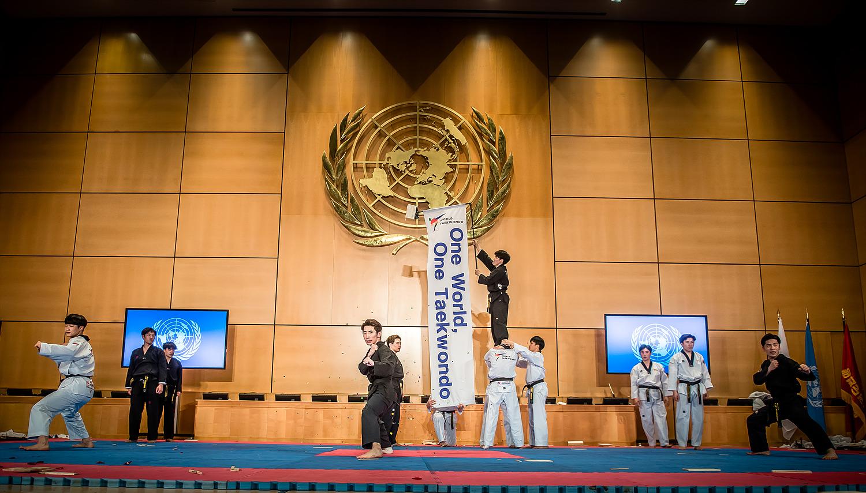 WT demo team ONU demonstration-144