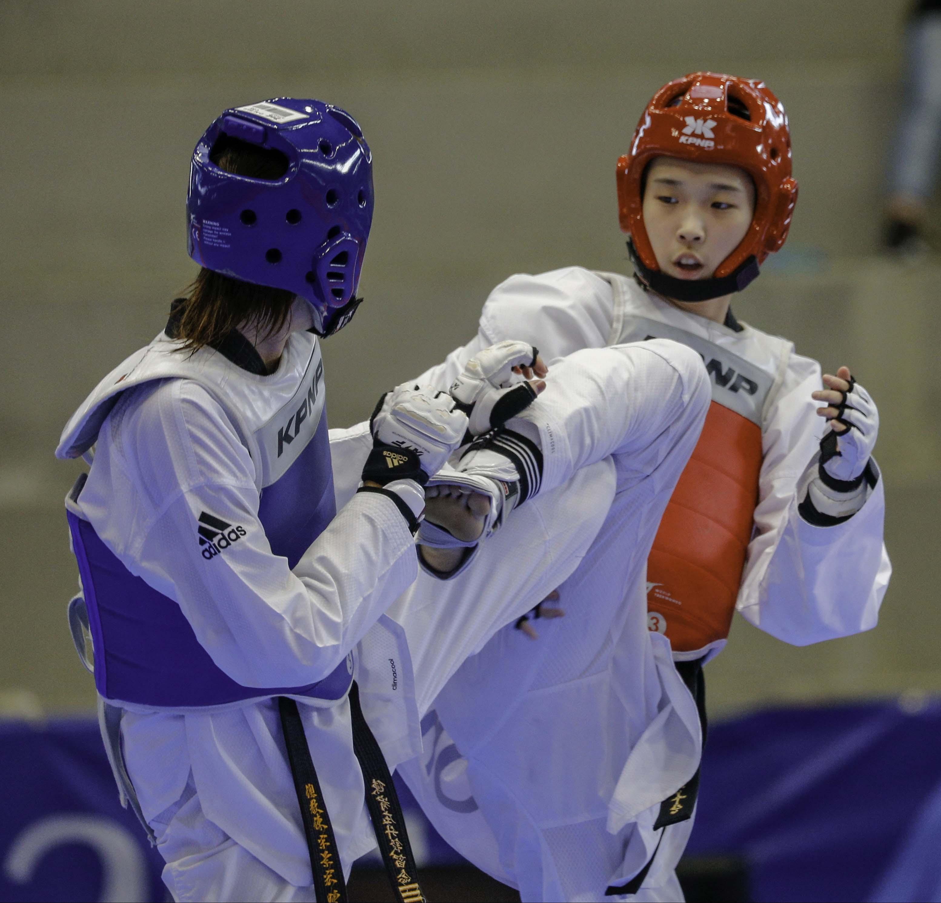 Taekwondo Sparring Uniform