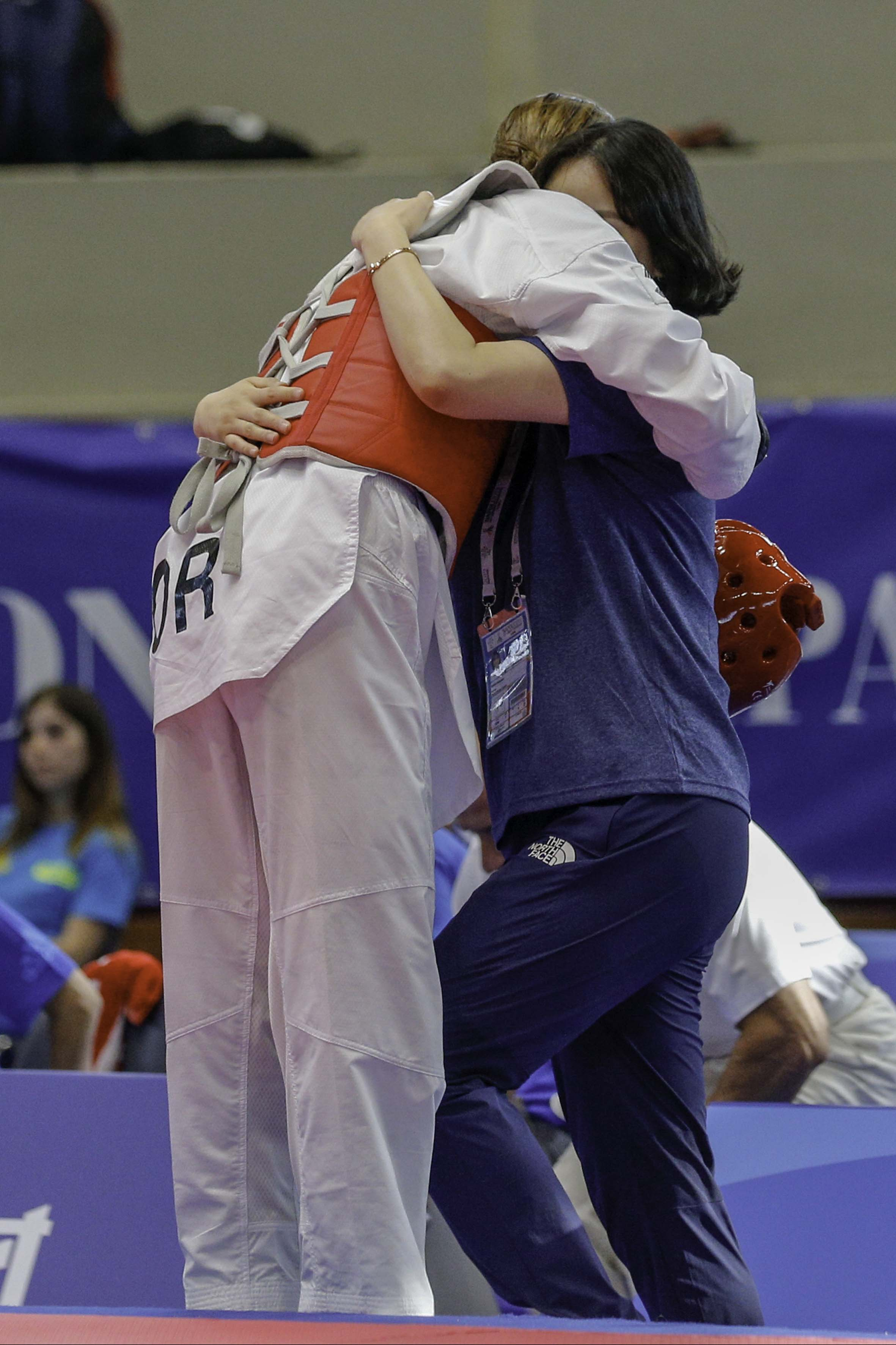 Taekwondo - 09-07-2019 Finali - Pool fotografi universiade 2019