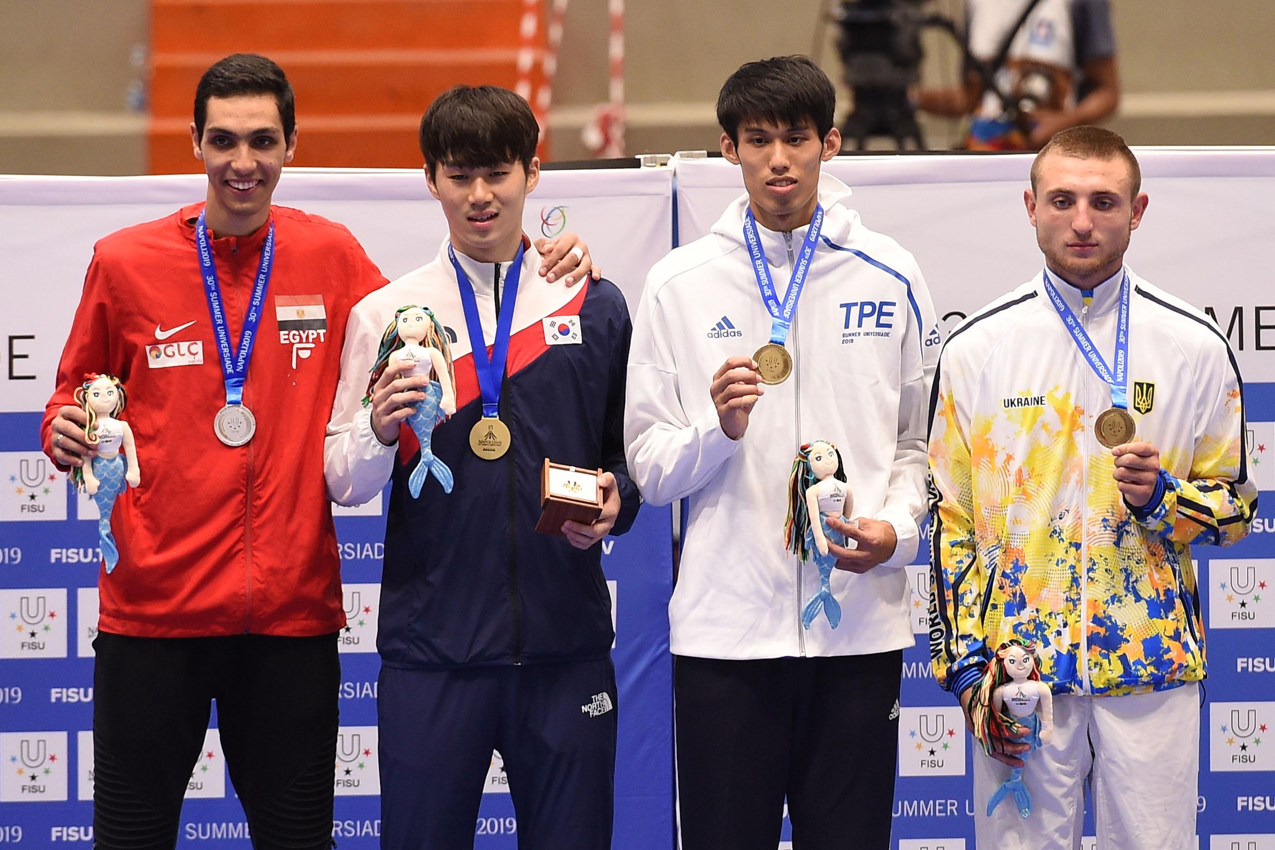 Taekwondo - 09-07-2019 Premiazioni