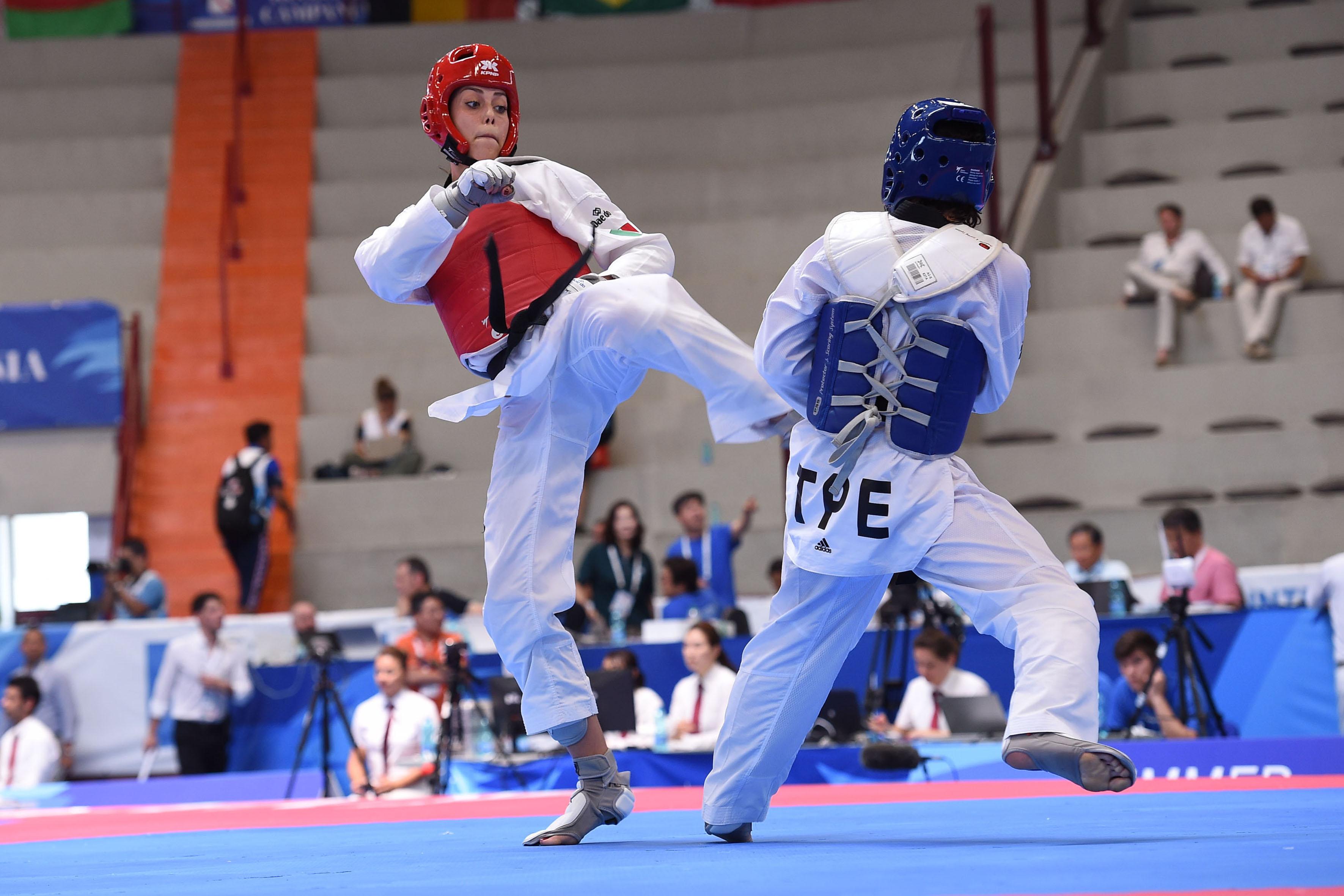 Taekwondo - 10-07-2019 ROTOLO DANIELA