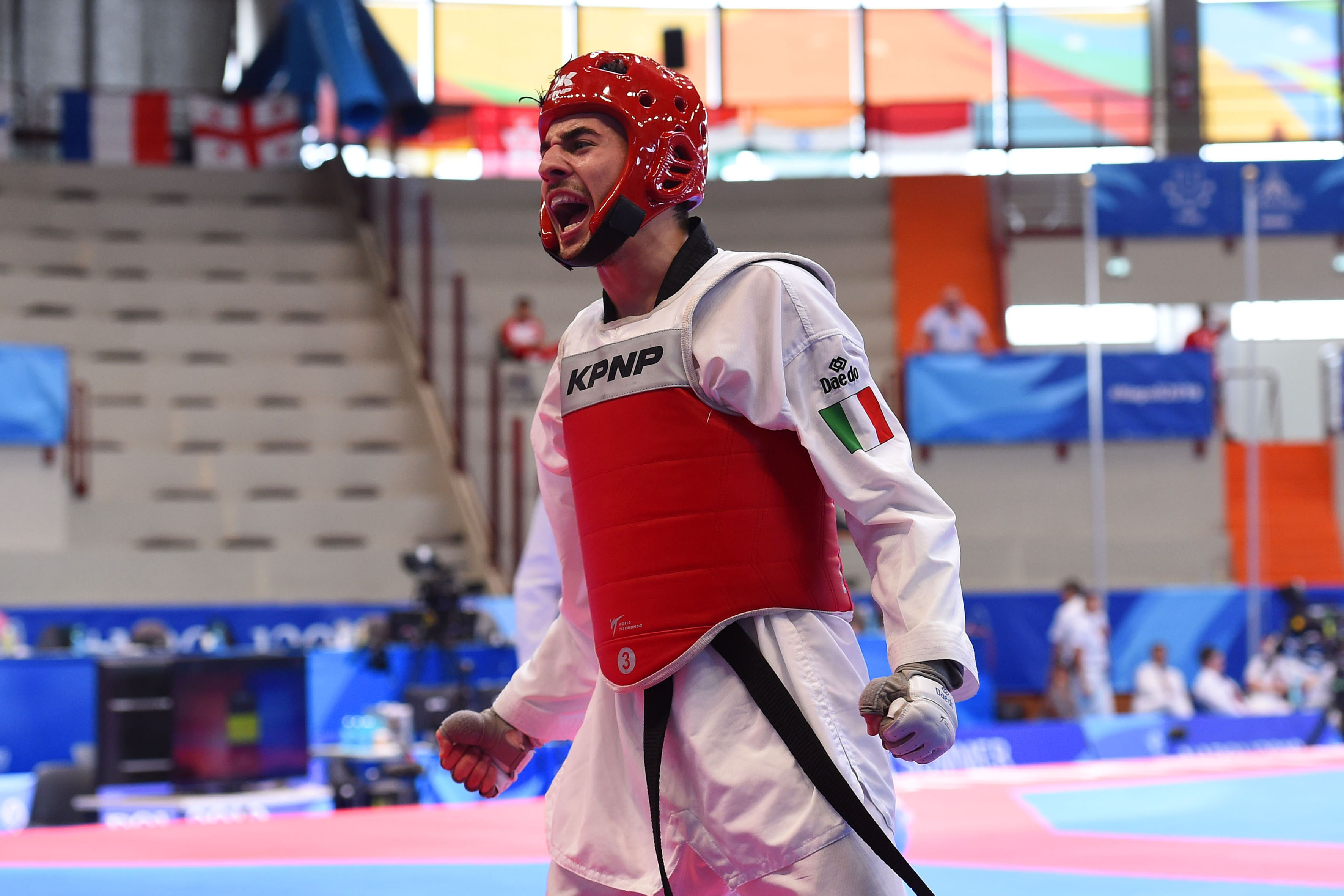 Taekwondo - 10-07-2019 FLECCA ANTONIO