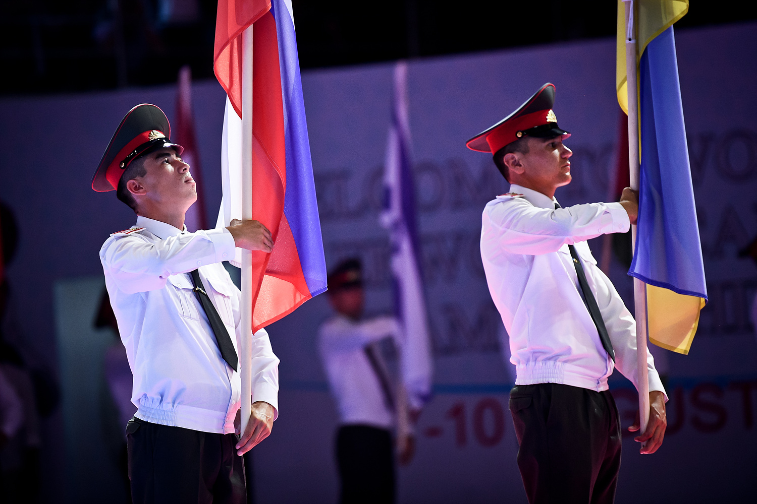 070819 - WORLD CHAMPIONSHIP CADETS 2019 - CEREMONY-10