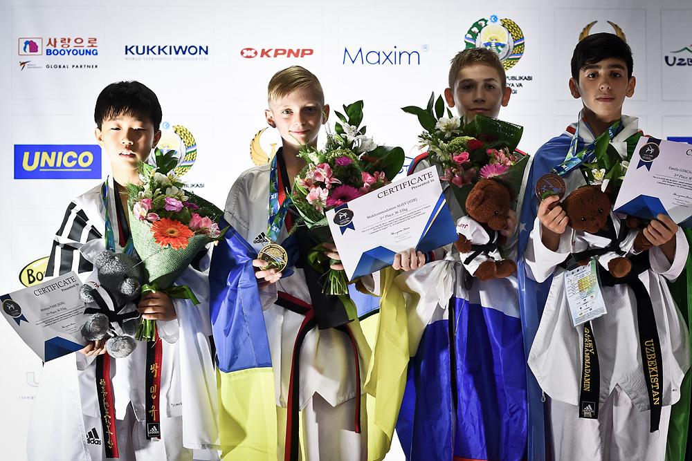 080819 - WORLD CHAMPIONSHIP CADETS 2019-SEMIFINALS FINALS-133