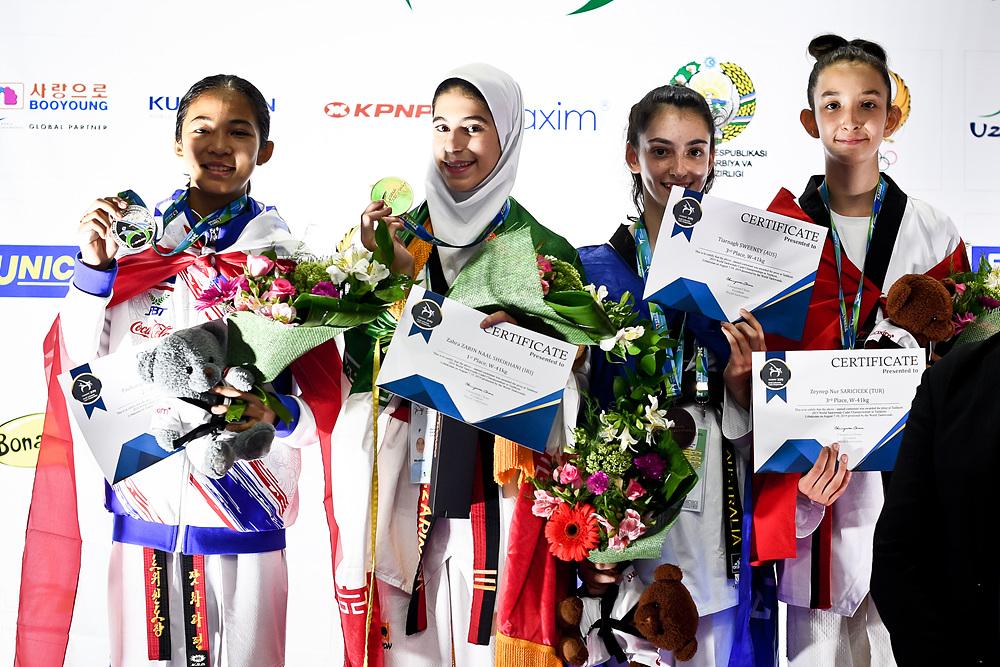 080819 - WORLD CHAMPIONSHIP CADETS 2019-SEMIFINALS FINALS-138