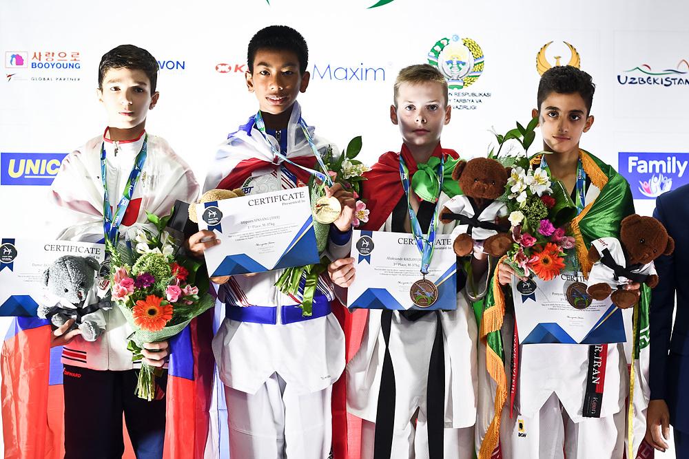 080819 - WORLD CHAMPIONSHIP CADETS 2019-SEMIFINALS FINALS-143