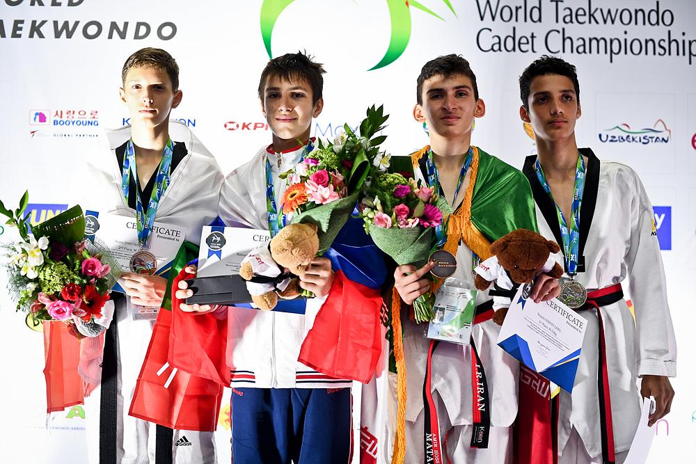 080819 - WORLD CHAMPIONSHIP CADETS 2019-SEMIFINALS FINALS-149