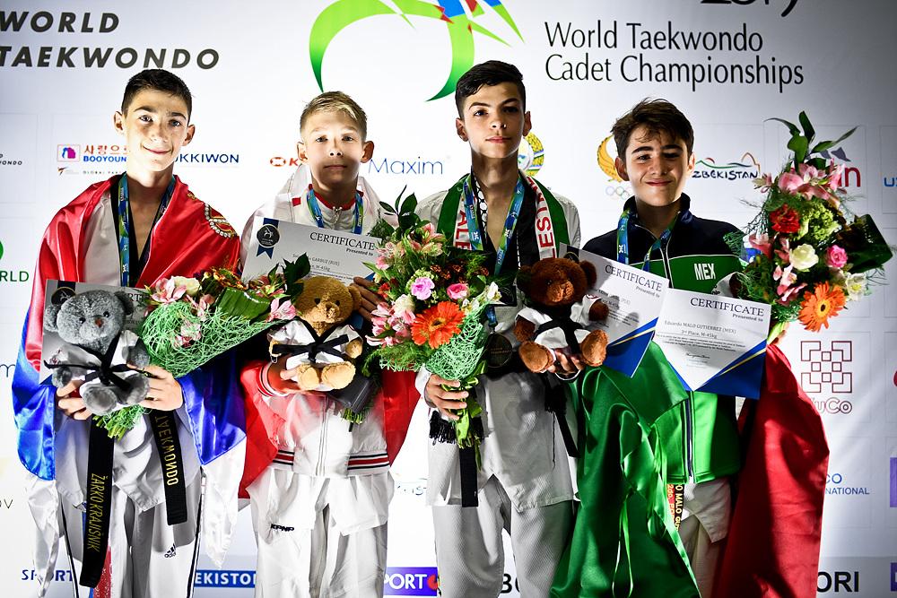 090819 - WORLD CHAMPIONSHIP CADETS 2019-QUICKPHOTOS-34