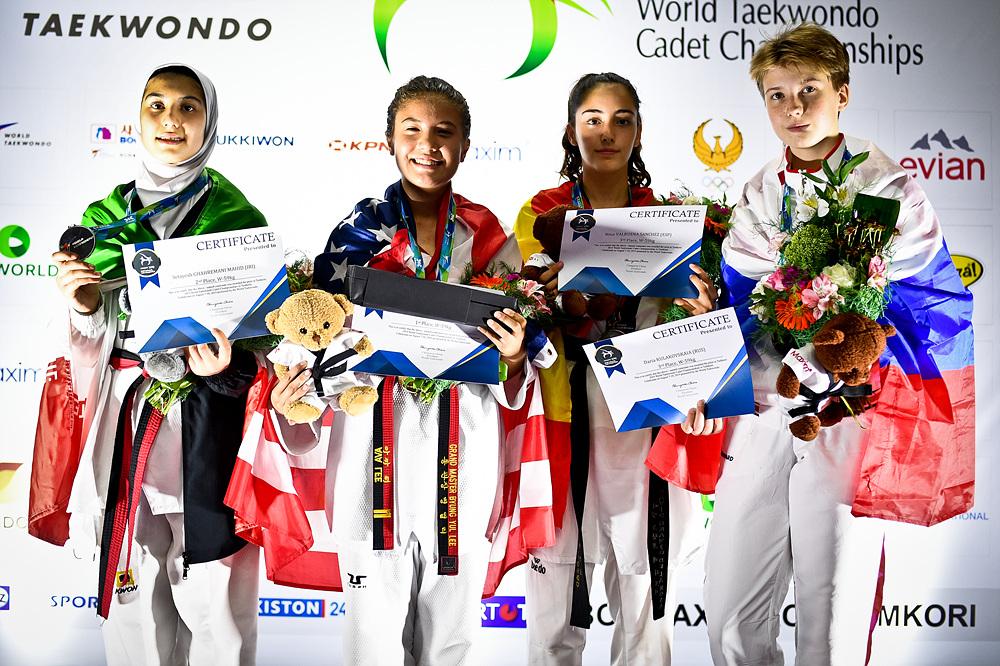 090819 - WORLD CHAMPIONSHIP CADETS 2019-SEMIFINALS FINALS-142