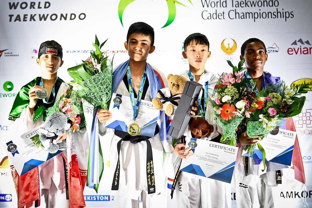 090819 - WORLD CHAMPIONSHIP CADETS 2019-SEMIFINALS FINALS-158