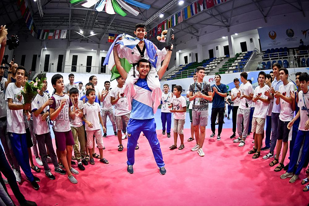 090819 - WORLD CHAMPIONSHIP CADETS 2019-SEMIFINALS FINALS-164