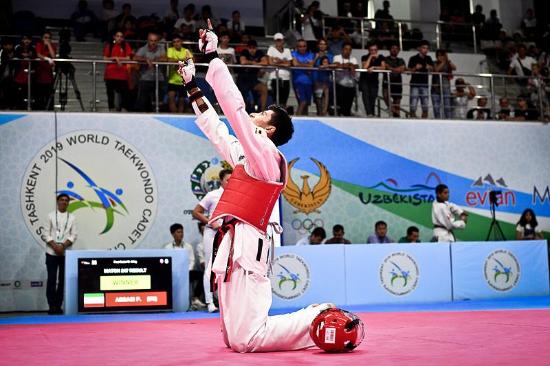 100819 - WORLD CHAMPIONSHIP CADETS 2019-SEMIFINALS FINALS-123
