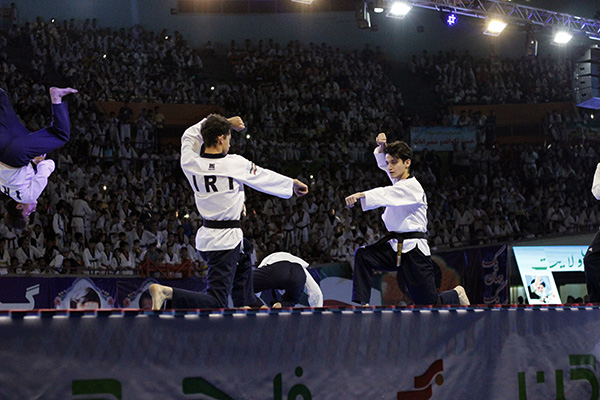 taekwondo day 2019 - IRAN FED TKD (12)