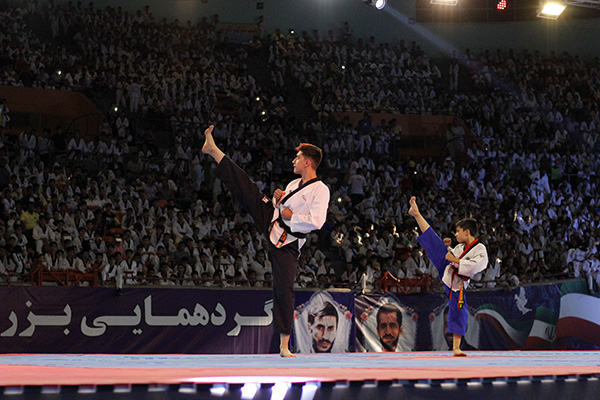 taekwondo day 2019 - IRAN FED TKD (14)