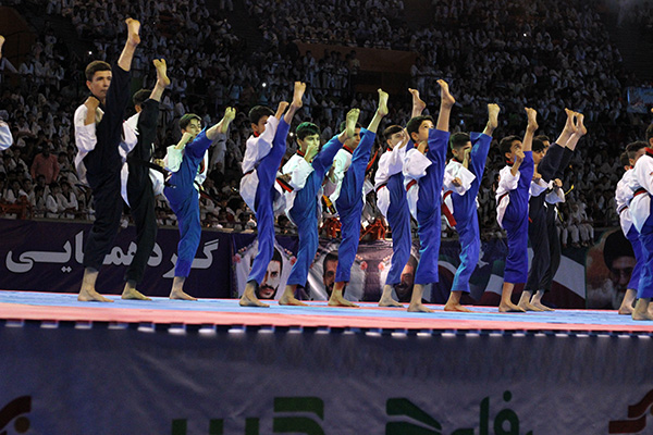 taekwondo day 2019 - IRAN FED TKD (18)