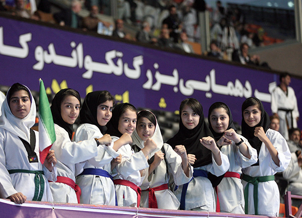 taekwondo day 2019 - IRAN FED TKD (29)
