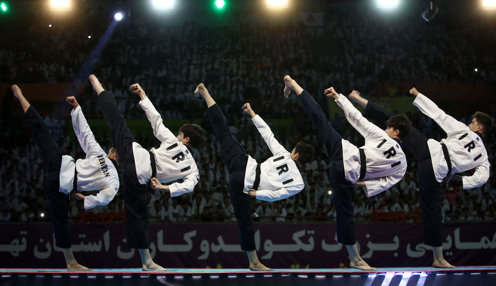 taekwondo day 2019 - IRAN FED TKD (34)