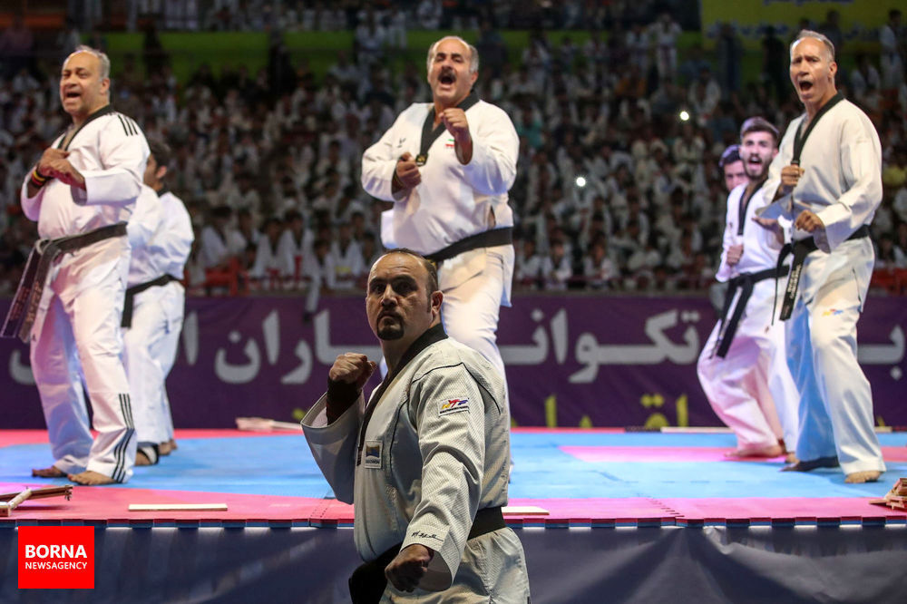 taekwondo day 2019 - IRAN FED TKD (38)