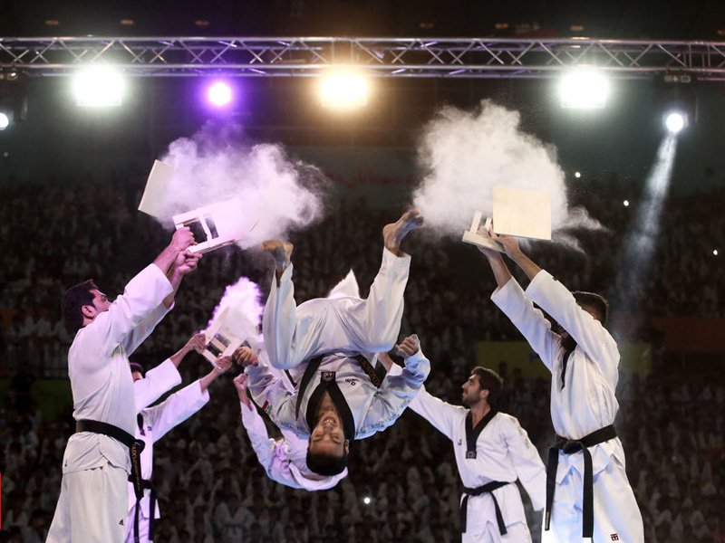 taekwondo day 2019 - IRAN FED TKD (42)